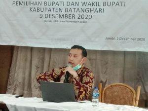 Fadhil - Bakhtiar Tertinggi Elektabilitas Terhadap Hasil Puspoll Indonesia