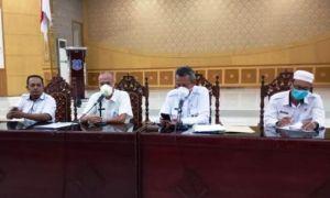 Puluhan Warga Tanjabbar Tertular Covid-19 Diisolasi di 4 Lokasi, Taharuddin Tegaskan Disiplin 3 M