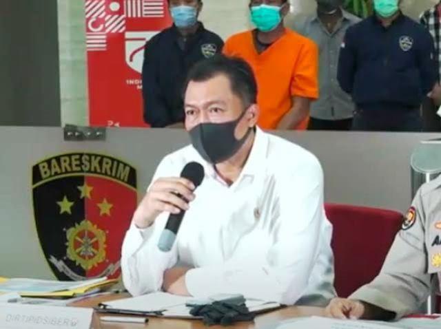 Kabareskrim Polri, Komjen Listyo Sigit Prabowo
