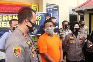 Ditangkap Polisi, HN: Cemburu Pak, Dio Sering Nyagil Bini Sayo