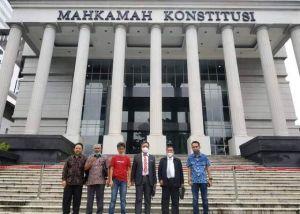 Ajukan Diri Sebagai Pihak Terkait Di MK, Hamdan Zoelva Pimpin Tim Hukum Haris - Sani