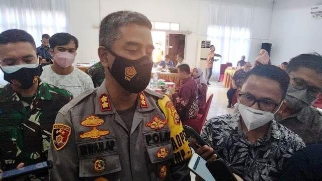 Kapolres Merangin, AKBP Irwan Andy P