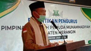 Pengurus Pemuda Muhammadiyah Merangin Dikukuhkan