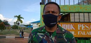 Terkait Kesiapan Pembukaan TMMD Di Desa Sungai Terap, Ini Penjelasan Mayor Beni