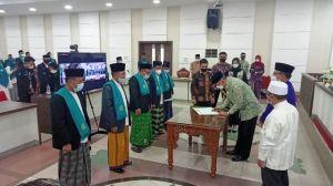 Walikota Jambi Lantik Dan Kukuhkan Pengurus MUI Kota Jambi