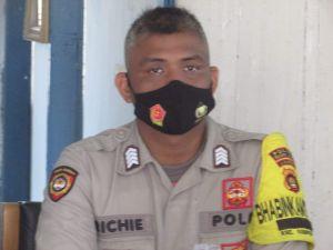 Bhabinkamtibmas Polres Muarojambi Sosialisasi Bahaya Narkoba di Sungai Terap
