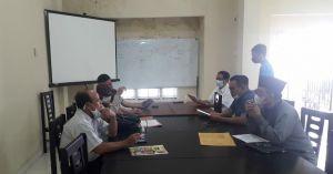 Pasca Rakernas, Ketua FKPT Jambi Langsung Pimpin Rakor dengan Pengurus