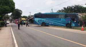 Nekat Masuk ke Wilayah Jambi, Ratusan Kendaraan Asal Sumsel Terpaksa Putar Balik
