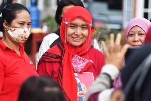 Optimis, Ini Strategi Ratu Munawaroh Menangkan PSU Pilgub Jambi