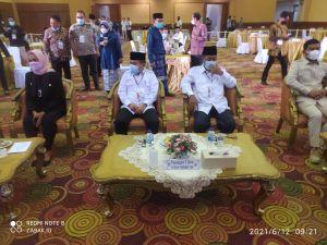 Sah.. KPU Tetapkan Haris-Sani Gubernur dan Wakil Gubernur Jambi Terpilih