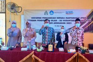 Lakukan Pengabdian Masyarakat, IAI Nusantara Batang Hari Tandatangani MoA dengan SMK Negeri 6