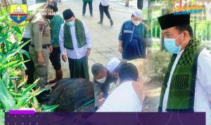 Al Haris Laksanakan Shalat Idul Adha di Komplek Rumah Dinas Gubernur Jambi