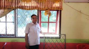 Guru SD 97/VI Rantau Panjang Terkejut Sejumlah Fasiltas Sekolah Digondol Maling