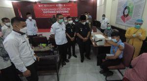 PT LPPPI Vaksinasi Gotong Royong 1200 Karyawan