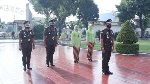 Peringati HBA ke 61 dan HUT IAD ke 21, Kejaksaan Tinggi Jambi Ziarah ke TMP Satria Bakti