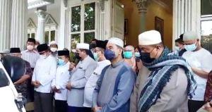 Doa Dan Ucapan Belasungkawa SAH Atas Wafatnya Pak Hasip Kalimuddin Syam