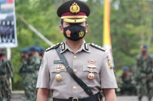 Tiga Pejabat Polda Jambi dan Empat Kapolres Dimutasi