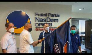 Fasha Bergabung ke Partai Nasdem