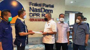 Ungkap Alasan Tunjuk Fasha Jadi ketua Nasdem, Ali: Mampu Bangun Soliditas dan Tak bekerja Sendiri