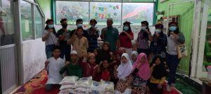 Rayakan HUT RI Ke 76, PMKRI Berbagi Kasih Untuk Masyarakat