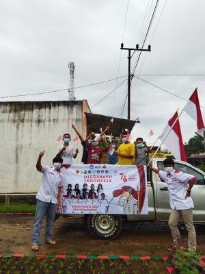 Ide Kreatif Selebrasi Kemerdekaan di Tengah Pandemi Ala Posko 16 KKN Kebangsaan