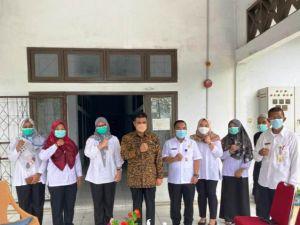 SAH Pantau Vaksinasi Di Jambi Dengan Kunjungan Spesifik DPR