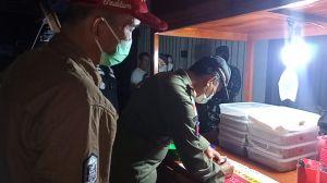 Patroli Pengetatan PPKM, Satpol PP Kota Jambi Berikan Peringatan Pertama
