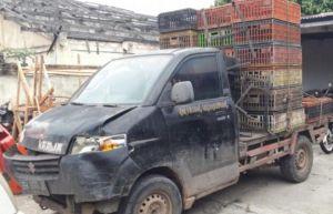 Tabrak Kendaraan di Sejumlah Tempat, MYP Akhirnya Diamankan Polisi