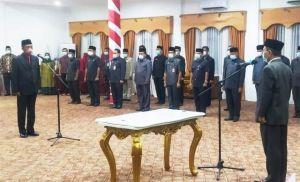 SK Sekda Merangin Langsung penunjukan dari Gubernur Jambi