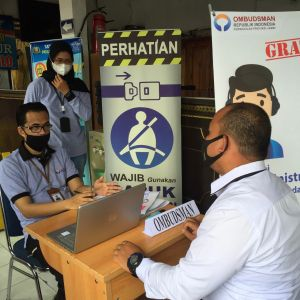 Ombudsman Jambi Buka Gerai Pengaduan dan PVL On The Spot di 3 Kabupaten
