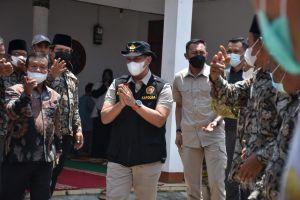 Kapolda Jambi Sambangi Masyarakat Depati Rencong Telang Pulau Sangkar