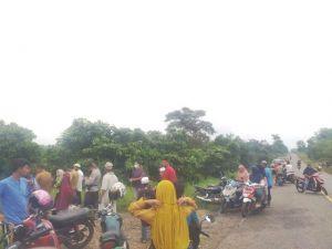 Santri Ponpes Tapsir Nabawi Hanyut di Sungai Samanyo