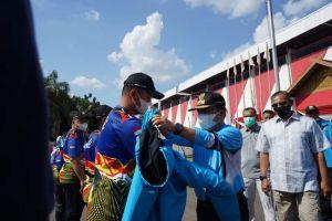 Lepas 101 Atlet ke PON Papua, Al Haris Janji Peraih Emas Diberi Bonus Rp300 Juta