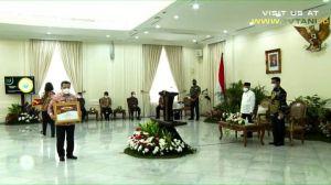 Gubernur Jambi Terima 2 Penghargaan di Bidang Pertanian dari Wapres
