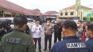 Beresiko Tinggi, 3 Kasus Narkoba di Jambi Dikirim ke Lapas Nusakambangan