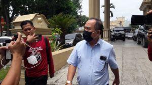 Penuhi Panggilan Penyidik KPK di Polda Jambi, H Sai: Cuma Tandatangan