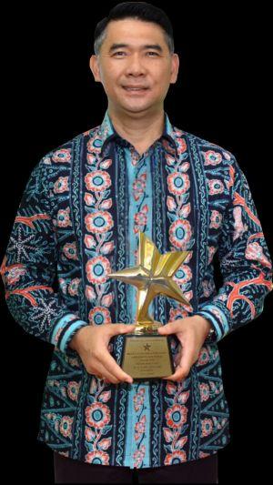 Kembali Torehkan Prestasi, Sehari Fasha Raih 2 Penghargaan Nasional