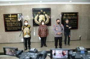 Asap Digital Polri Akan Dibawa Menteri LHK Jadi Percontohan Tingkat Dunia