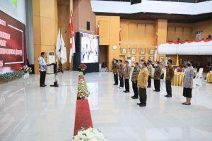 Ketua Umum MIPI Lantik dan Kukuhkan Dewan Pengurus Pusat Periode 2021-2026