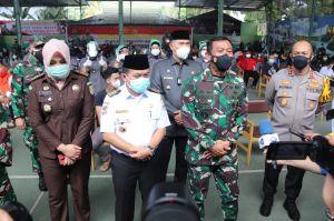 Panti Asuhan Bhadar Korem 042/Gapu Diresmikan, Gubernur Jambi : Kita Siap Bantuan
