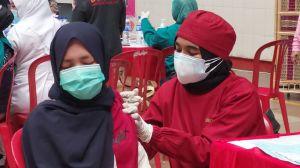 Silahkan Datang, Polda Jambi Kembali Gelar Vaksinasi Masal