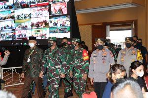 Pangdam II/Sriwijaya Sambut Panglima TNI di Jambi