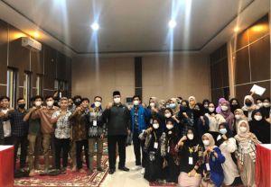 Jadi Pemateri di Mapaba PMII, Kemas Alfarabi Bahas Tentang Islam dan Keindonesiaan