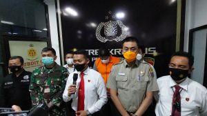 Sumur Ilegal Meledak Sebabkan 2 Ha Lahan Terbakar, Satu Oknum Polri di Jambi Ditangkap