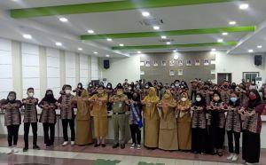 Maulana Kukuhkan Pengurus Forum Anak Bumi Angsoduo Kota Jambi