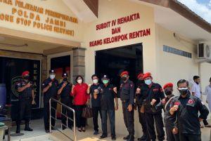 PDI Perjuangan Provinsi Jambi Laporkan Hersubeno Arief soal Hoaks Megawati Koma
