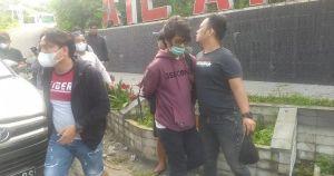 Polda Jambi Bekuk Pelaku Penggelapan Dana Toko Alfamart