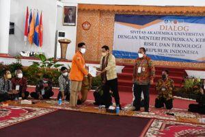 Pastikan Kampus Merdeka Berjalan, Mendikbudristek Gali Aspirasi Pendidikan Tinggi di Jambi