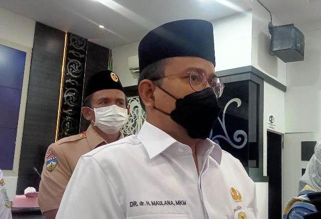 Wakil Walikota Jambi Maulana
