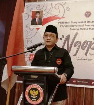 Tanggapi Petisi Bubarkan BNPT, Prof Syukri: Negara Tidak Akan Kalah Oleh Propaganda Teroris